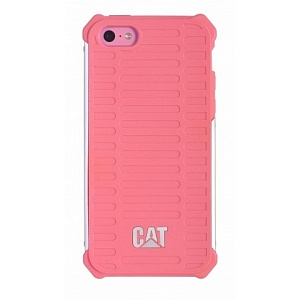 Чехол накладка для Apple iPhone 5S CAT Active Urban CAT-CUCA-PISI-I5S Pink
