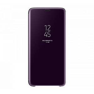 Чехол книжка для Samsung Galaxy S9 Plus ClearView Standing EF-ZG965CVEGRU Фиолетовый