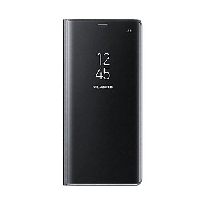 Чехол книжка для Samsung Galaxy Note 8 ClearView EF-ZN950CBEGRU Черный