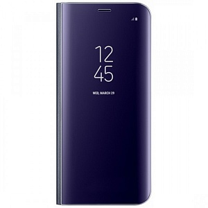 Чехол книжка для Samsung Galaxy S8 Plus ClearView Standing EF-ZG955CVEGRU Фиолетовый