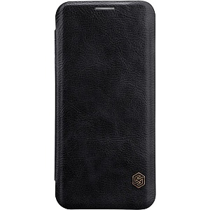 Чехол книжка для Samsung Galaxy S8 Plus Nillkin Qin leather case Черный