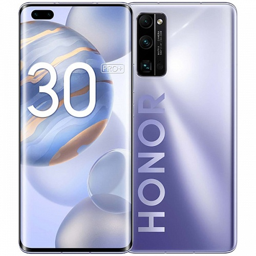 картинка Huawei Honor 30 Pro Plus 8 256Gb Silver от интернет магазина