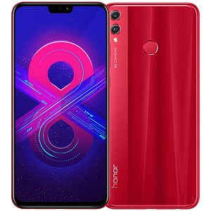 Huawei Honor 8X 4 64Gb Red