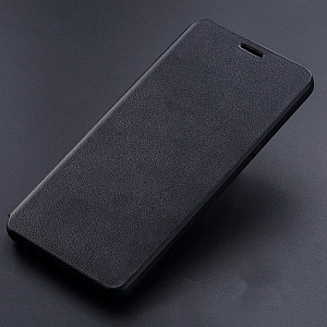 Чехол книжка для Apple iPhone 8 Plus Book Case 3D Черный