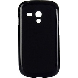 Чехол для Samsung I8190 Galaxy S III Mini Nillkin Super Froster Shield черный