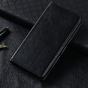 Чехол книжка для Apple iPhone 8 Plus Book Case Черный