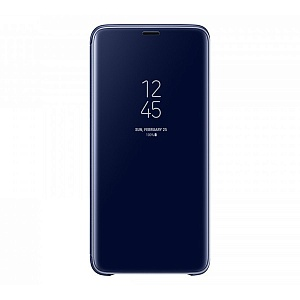 Чехол книжка для Samsung Galaxy S9 Plus ClearView Standing EF-ZG965CLEGRU Синий