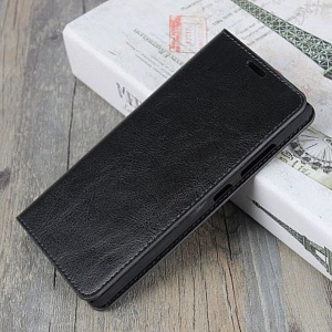 Чехол книжка для Xiaomi Mi5S Fashion Case Черный