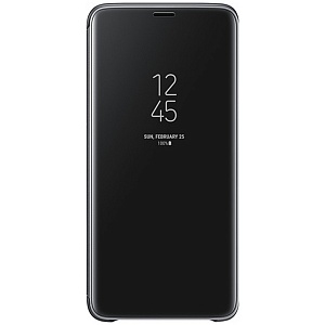 Чехол книжка для Samsung Galaxy S9 Plus ClearView Standing EF-ZG965CBEGRU Черный