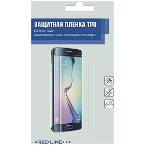 Защитная пленка для Samsung Galaxy S7 Edge (передняя и задняя) Red Line TPU