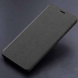 Чехол книжка для Meizu M5 Note Book Case 3D Графит